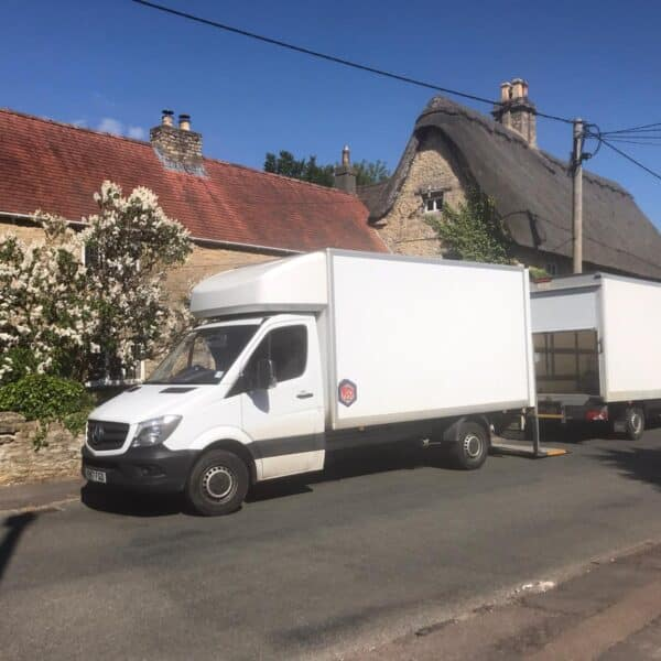 House movers in Buckinghamshire, North Yorkshire, London and the South East