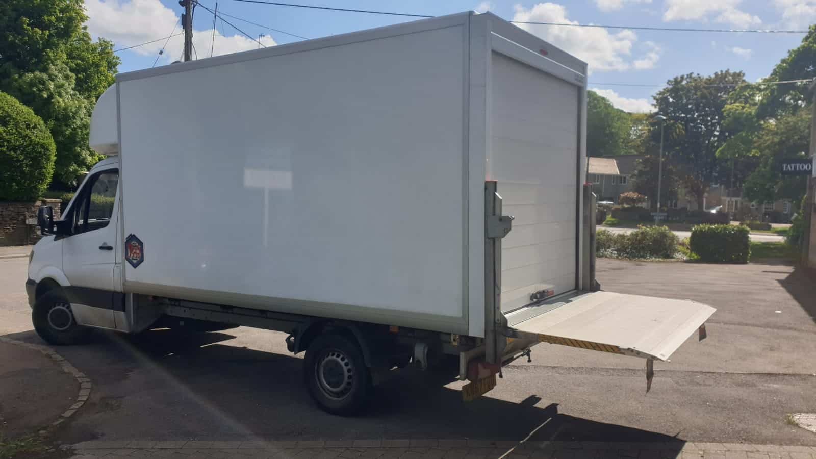 Man & Van service for small 1 or 2 bedrooom moves