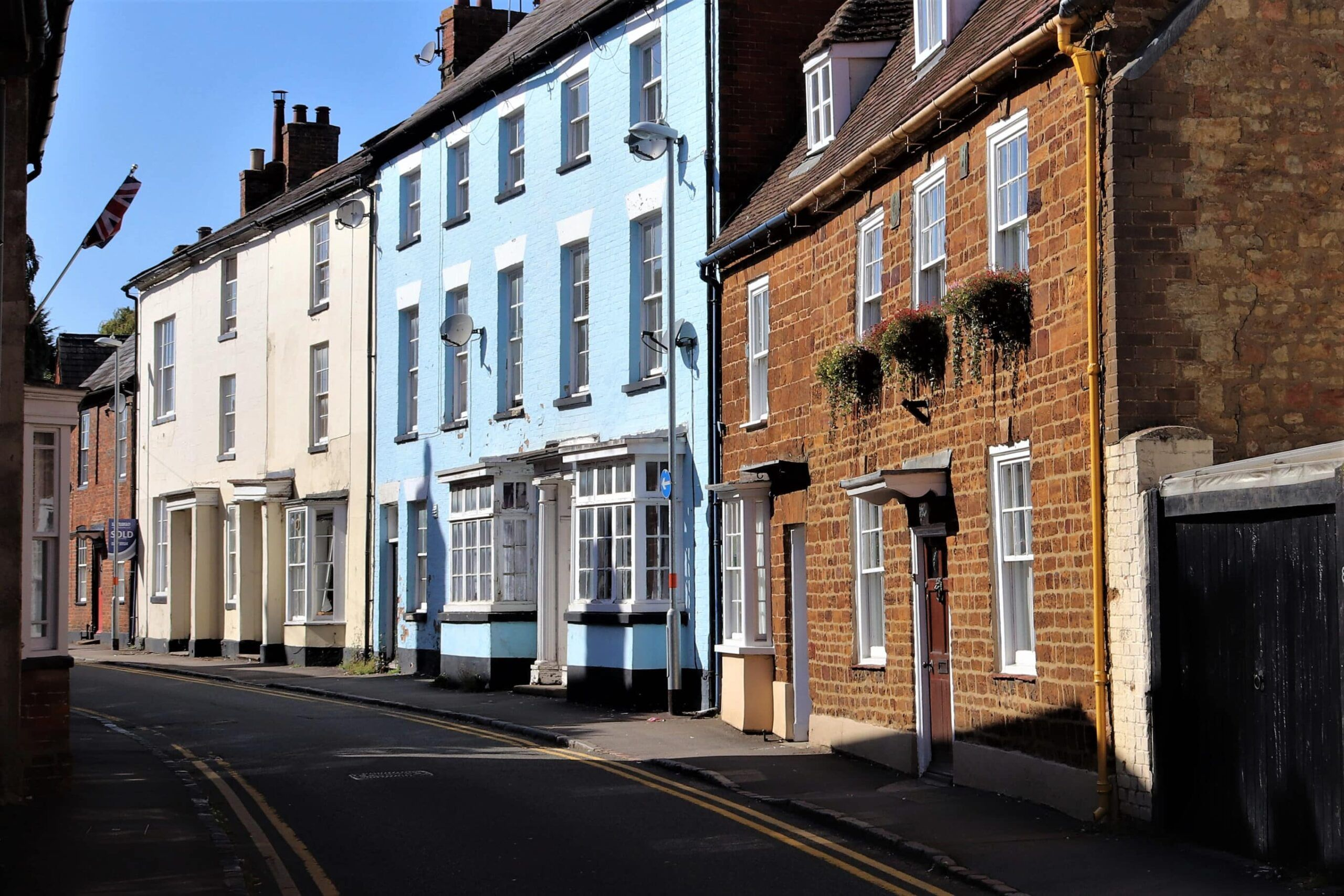 Street in Towcester