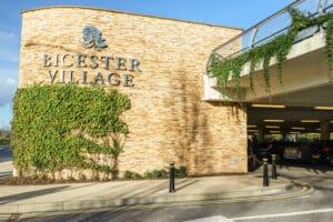 Bicester village - attraction