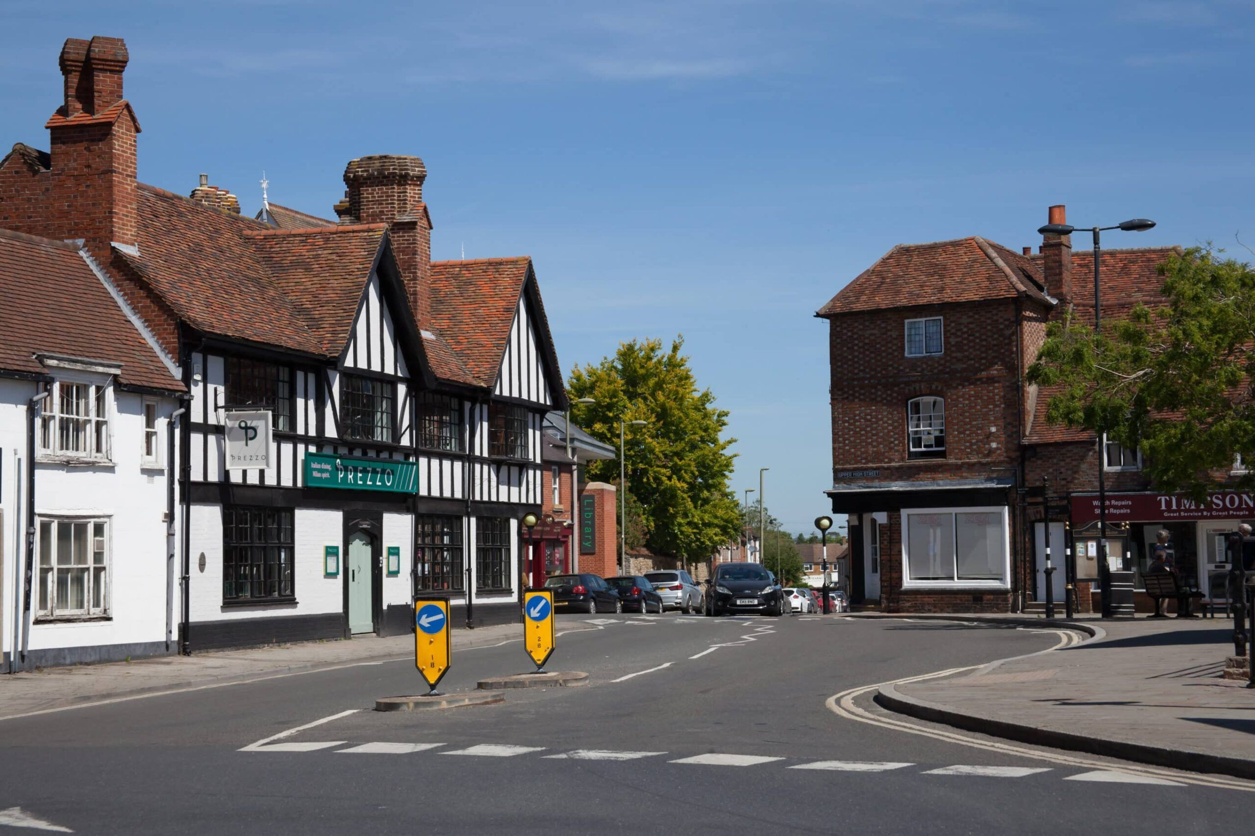Moving home in Thame, Oxfordshire