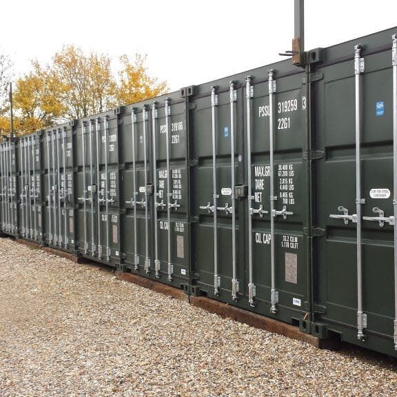Steel containers for your medium storage
